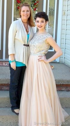 Making Memories- Junior Prom 2013  Here u can now see the whole dress