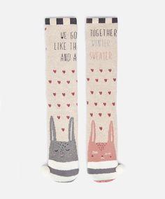 Rabbit Socks #oysho #socks