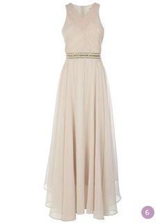 Pleated Details Maxi Dress £30 - Matalan