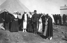 01/01/1922 EFE Data .- GUERRA DE AFRICA: Nador. Fiesta de Infantería y homenaje a la duquesa de la Victoria (2d)