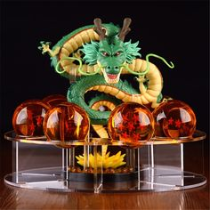 Gathered seven Dragon Ball, Dragon can be summoned.