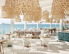 Behind the Design: LUX Grand Gaube Resort, Mauritius - Luxury Travel Magazine Deco Restaurant, Outdoor Restaurant, Restaurant Design, Lux Hotels, Beach Hotels, Pool Bar, Outdoor Lounge, Outdoor Dining, Rustic Outdoor