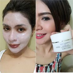 Are you wear make-up every day? If it yes you should try this Malibu Miracle Mask by JAFRA @makeupnskincare.nia  It works to moisturize the skin enlightening and can prevent acne that is growing. It was very suit for you Travelove! Use it when you are at home in the night  #jafraskincare #makeupskincare #niaskincare #malibumiraclemask #facialmask by indahjelita at November 23 2015 at 03:33PM