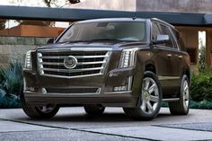 The 2015 Escalade  Follow me on Twitter @AGBStyle