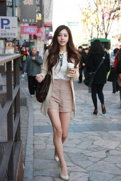 Beautiful Korean girl