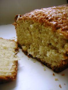Coconut Quick Bread (GF)