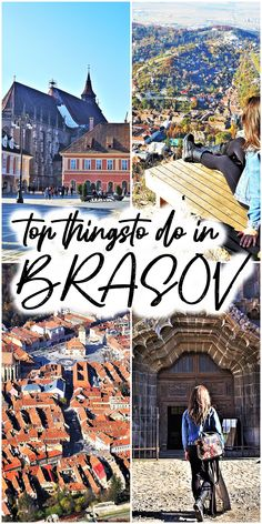 Located in the famous Transylvania, at the foot of Tampa Mountain, Brasov is a historic city of great beauty that will instantly bring you thrills of joy. Narrow cobblestone streets, colorful little house and charming red roofs, all these elements harmoniously combine the charm of Brasov. brasov | best things to do in brasov | best places in brasov | brasov travel guide | visit brasov | brasov romania | brasov attractions #brasov #basovromania #brasovtravelguide #visitbrasov #placesinbrasov Europe Travel Guide, Travel Guides, Travel Plan, Travel Abroad, Cool Places To Visit, Places To Travel, Travel Destinations, European Destination, European Travel