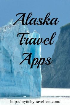 Traveling to Alaska? Take these Alaska travel apps with you. You'll find everything you need for an active trip.