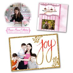 "29% of Americans think sending a greeting through social media is impresonal. We like real greeting cards and are big fans of @bonniemarcus and her stationery ""where fashion meets paper®"". Her stylish designs are perfect for any occasion. Visit a Kodak Picture Kiosk near you to make cards using designs from The Bonnie Marcus Collection"