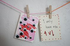scrumdilly-do!: valentine's day
