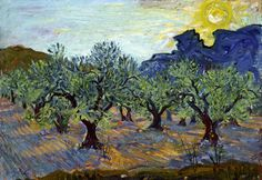 Olive Trees, Evening, Les Baux, France by Frederick Gore on Curiator, the world's biggest collaborative art collection. Watercolor Tattoo Tree, Abstract Watercolor, Olives, Manchester Art, Gallery Of Modern Art, France Art, Celtic Tree Of Life, Art Society, Collaborative Art