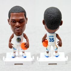 718b1160fce Basketball Player Kevin Durant  35 Golden State 2.5inch Action Figure