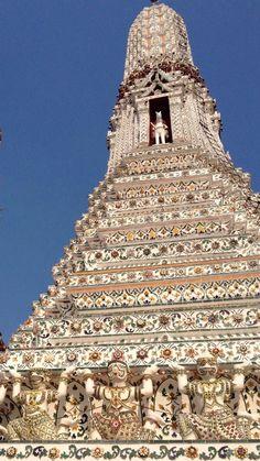 Wat Arun BANGKOK Thailand - explorekohchang