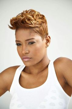 Keke Palmer. This how I want my hair!!!