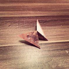 Schmetterlinge gibt's in allen Variationen & auch als Geldschein! Hier die Anleitung in wenigen Schritten ...
