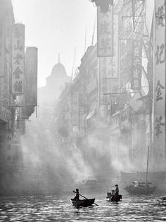 'Dream of Old Hong Kong', 1957 (Fan Ho)