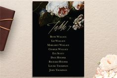 The most beautiful and unique wedding invitations, RSVP cards, and other wedding stationery available in Ireland, the UK and worldwide. Table Seating Chart, Seating Chart Wedding, Unique Wedding Invitations, Wedding Stationery, Free Delivery, Rsvp, Most Beautiful, Bloom, Wedding Inspiration