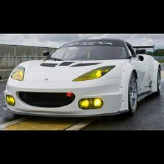Lotus Evora - Don't be mistaken by its cute image - this car is Badass