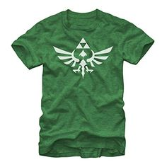 Nintendo Legend of Zelda Triforce Mens S Graphic T Shirt - Fifth Sun @ niftywarehouse.com #NiftyWarehouse #Geek #Zelda #Products #LegendOfZelda #Nintendo