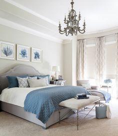 20 Serene And Elegant Master Bedroom Decorating Ideas Coastal Bedrooms, Luxurious Bedrooms, Beige Bedrooms, Master Bedrooms, Bedroom Color Schemes, Bedroom Colors, Bedroom Ideas, Contemporary Bedroom, Modern Bedroom