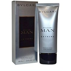 Bvlgari Man Extreme After Shave Balm for Men, 3.4 Ounce >>> Find out more about the great product at the image link. (This is an affiliate link) #ToolsAccessories