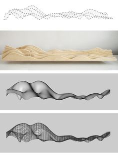 from the innovative mind of lucas maassen and the creative technologies of dries verbruggen, comes the amazing brainwave sofa! although the brainwave sofa is an Parametric Architecture, Parametric Design, Concept Architecture, Landscape Architecture, Interior Architecture, Architecture Diagrams, Architecture Portfolio, Movement Architecture, Parametrisches Design
