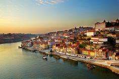 Turista - porto e douro, Portugal