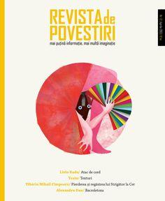Revista de Povestiri nr. 12 Short Stories, Diagram, Chart, Journals