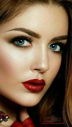 Cute face beautiful lips, most beautiful faces, simply beautiful, beautiful women, woman Most Beautiful Faces, Beautiful Lips, Gorgeous Eyes, Pretty Eyes, Simply Beautiful, Beautiful Women, Woman Face, Girl Face, Art Visage