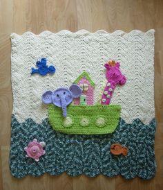 Crochet blankie