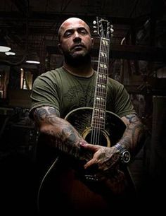 Aaron Lewis I respect him for trying the country thing but not a fan of him live.