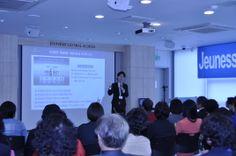 남진희원장님의<회사소개>강의...주네스 글로벌코리아 JEUNESSE SUCCESS SYSTEM 밧데리연수  (Basic Advisor Training)2기..20140329 10:00~18:00 장소는 논현동 주네스교육장.