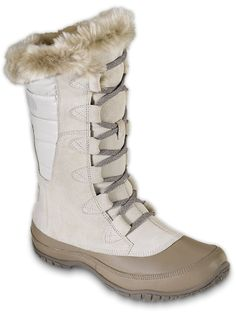 The North Face Women's Nuptse Purna Boot. Wonder if someone would like this for Christmas... hmmm