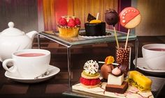 Groupon - Chocoholic Afternoon Tea For Two from £39 at 5* London Hilton Park Lane (Up to 47% Off) in London. Groupon deal price: £39