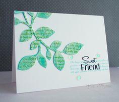 sweet friend by Virginia L., via Flickr