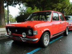 Fiat 128, Fiat Abarth, Small Cars, Rally, Panda, Classic Cars, Big, Cars Motorcycles, Cars