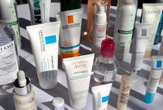 Updated list An overview of my recent CityPharma haul + pictures and price comparisons from my favorite pharmacy in Paris. Caudalie, La Roche Posay, Bioderma & more. Skincare For Oily Skin, Oily Skin Care, Skin Care Regimen, Skin Care Tips, Dry Skin, Skincare Dupes, Hair Removal, Natural Gel Nails, French Skincare