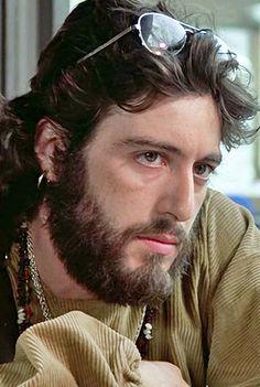 Pacino in Serpico 1973