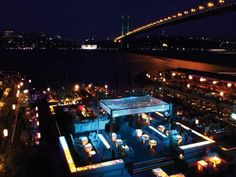 club reina Istanbul turkey.... Bucket list item.... You park your yacht and dine while over looking the Bosporus
