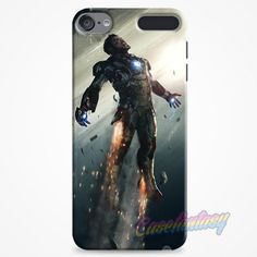 Iron Man 3 & Shane Black's iPod Touch 6 Case | casefantasy