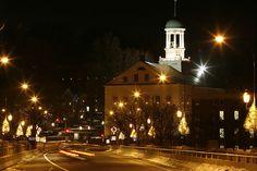 Central Moravian Church in Historic Bethlehem, PA