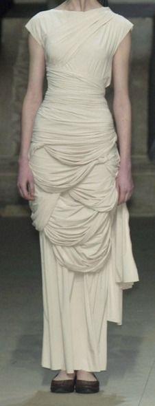 silk bias cut gown | Torrey Pines 1930\'s sea glass wedding ...