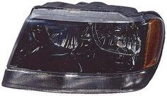jeep grand cherokee headlight action crash ch2503138v Brand:Action Crash Part Number: jeegrand cherokee/CH2503138V Category:Headlight Condition:New Price:64.18 Shipping:free(ground) Warranty:2years Description: HEAD LAMP ASSEMBLY, RH, LAREDO/SPORT MODELS (FROM 1/14/2002, HLAMP ASM RH;02-04 G CHEROKEE, PRODUCTION DATE) (SMOKE LENS W/CLEAR PARK BELOW), FR 1/02;LAR/SPT;SMK LNS/CLR PK