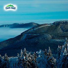 Zima - Beskid, Polska/  Winter mountains