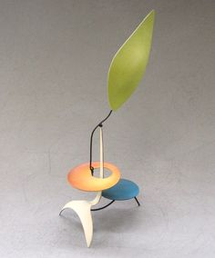 A collection of 45 artists including fine art painters and sculptors. Mark Davis, Hanging Mobile, Acrylic Colors, Mobiles, Maine, Brass, Fine Art, Steel, Artist