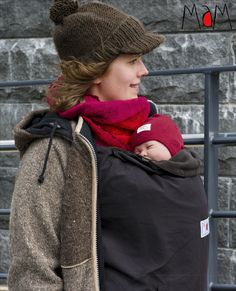 5 einfache Tipps, wie du dein Baby im Winter am besten anziehst.