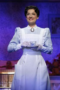 Laura Michelle Kelly as Mary Poppins