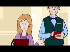 Einkaufen, Essen und Trinken - Im Restaurant: Kinder und Essen! - YouTube