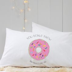 Piece of my Heart Pillow Case by