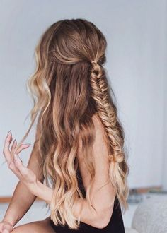 Pinterest-Denisse ✨ #Braid #Hairstyle